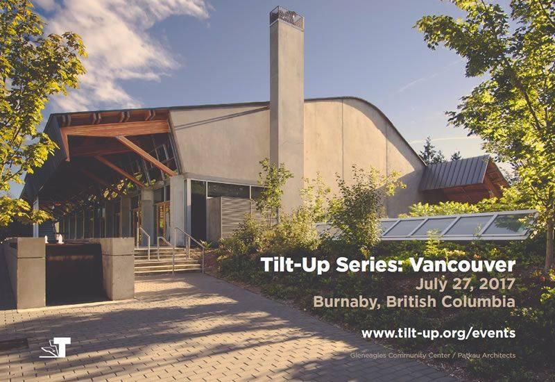 Vancouver TCA event invite